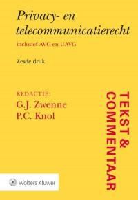 Tekst & Commentaar Privacy- en telecommunicatierecht