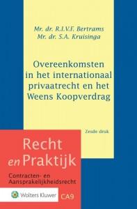 Overeenkomsten internationaal privaatrecht en Weens Koopverdrag