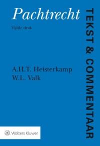Tekst & Commentaar Pachtrecht