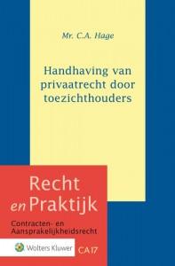Handhaving van privaatrecht door toezichthouders