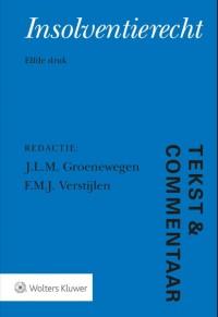 Tekst & Commentaar Insolventierecht