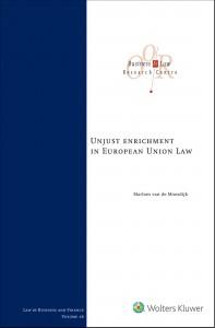 Unjust enrichment in European Union Law