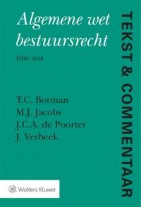 Tekst & Commentaar Algemene wet bestuursrecht
