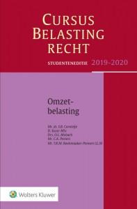 Studenteneditie Cursus Belastingrecht Omzetbelasting 2019-2020
