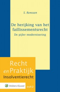 De herijking van het faillissementsrecht - de pijler modernisering
