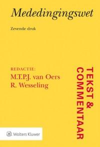 Tekst & Commentaar Mededingingswet