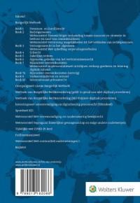 Incl. de FW, overgangsrecht en toekomstige wetgeving: Wetteksten Burgerlijk Wetboek/Wetboek van Burgerlijke Rechtsvordering