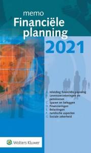 Memo Financiële planning 2021
