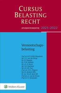 Studenteneditie Cursus Belastingrecht Vennootschapsbelasting 2021-2022