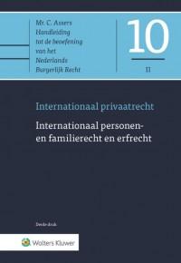 Asser 10-II Internationaal privaatrecht - Internationaal personen- en familierecht en erfrecht