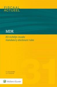 MDR EU-richtlijn inzake mandatory disclosure rules