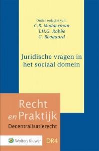 Juridische vragen in het sociaal domein