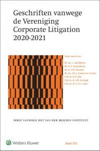 Geschriften vanwege de Vereniging Corporate Litigation 2020-2021