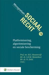 Platformisering, algoritmisering en sociale bescherming