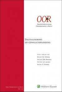Digitalisering en conflictoplossing