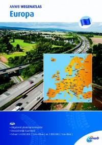 Wegenatlas Europa