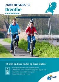 ANWB fietsgids: Fietsgids 3. Drenthe