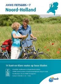 ANWB fietsgids: Fietsgids 7. Noord-Holland