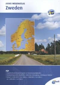 ANWB wegenatlas: Zweden