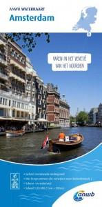 ANWB waterkaart: Amsterdam