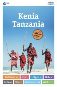 Kenia, Tanzania Wereldreisgids