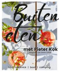 Buiten eten met Pieter Kok