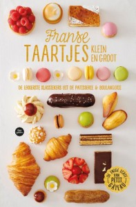 Franse taartjes, klein en groot
