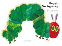 Rupsje Nooitgenoeg (gebonden kartonboek)