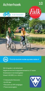 Falk VVV fietskaart 10 Achterhoek