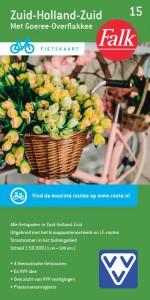 Falk VVV fietskaart 15 Zuid-Holland Zuid