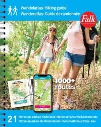 Falk Wandelatlas Nederland