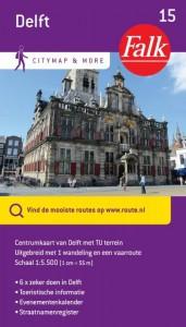 Falk citymap & more: Falk city map & more 15 Delft 1e druk recente uitgave