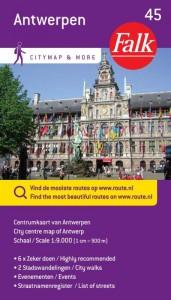 Falk citymap & more: Falk city map & more 45 Antwerpen centrumkaart
