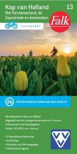 Falkplan fietskaart: Kop van Holland
