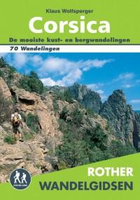 Rother Wandelgidsen Rother Corsica door K. Wolfsperger