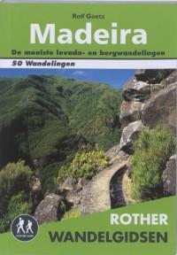 Rother Wandelgidsen: Rother Wandelgids Madeira