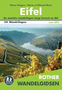 Rother Wandelgidsen: Rother wandelgids Eifel