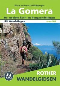 Rother Wandelgidsen: Rother wandelgids La Gomera