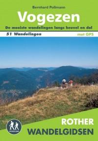 Rother Wandelgidsen: Rother wandelgids Vogezen