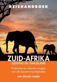 Reishandboek: Zuid-Afrika, Lesotho en Swaziland