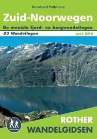 Rother Wandelgidsen: Rother wandelgids Zuid-Noorwegen