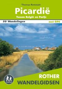 Rother Wandelgidsen: Rother wandelgids Picardië