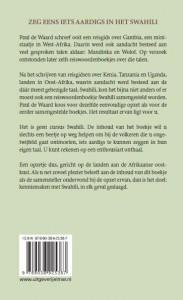 Reiswoordenboek Nederlands-Swahili