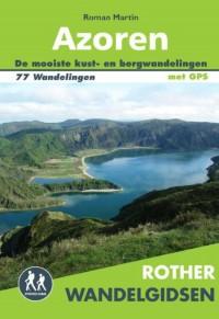 Rother Wandelgidsen: Rother wandelgids Azoren