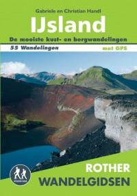 Rother Wandelgidsen: Rother wandelgids IJsland