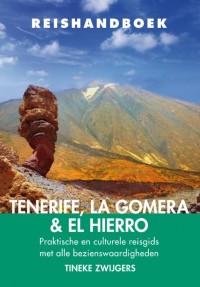 Reishandboek Tenerife, La Gomera & El Hierro door Tineke Zwijgers