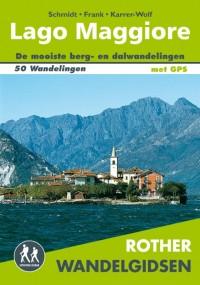 Rother wandelgids Lago Maggiore door Hildegard Karrer-Wolf & Jochen Schmidt & Claus-Günter Frank