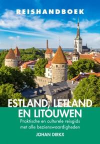 Reishandboek Estland, Letland en Litouwen door Johan Dirkx