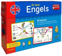 Ik leer Engels - 90 kaarten