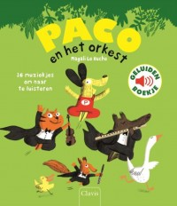 Paco en het orkest (geluidenboek)